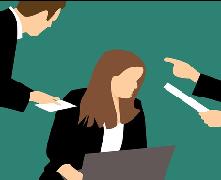 Investigación del acoso sexual por parte del empleador