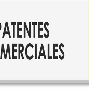 PATENTES COMERCIALES Y PRESCRIPCIÓN DE PATENTES COMERCIALES